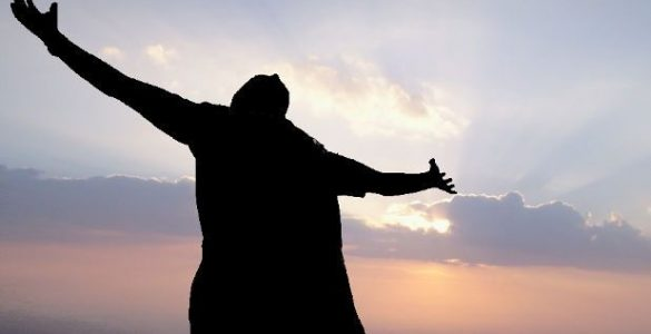 প্রার্থনা। ঈশ্বরের সাথে কথা বলা
